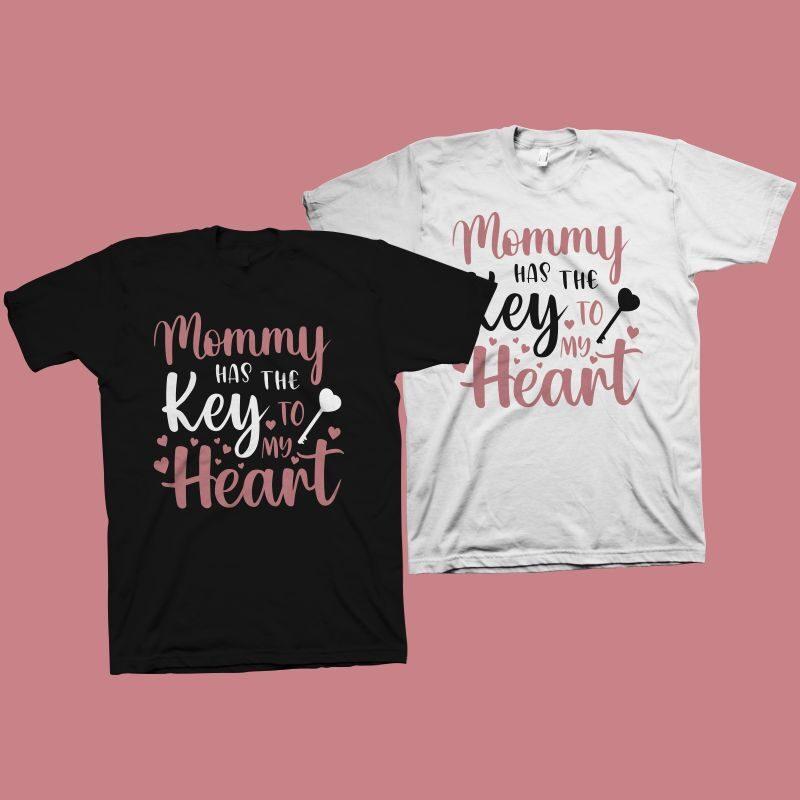 Mother's day t shirt design bundle, mother's day svg, mother's day bundle, mom t shirt bundle, bundle mother's day, mother's day design bundle, mother shirt bundle, 100% vector (ai, eps, svg, pdf, jpg, png), 15 mother's day t shirt designs bundle for commercial use