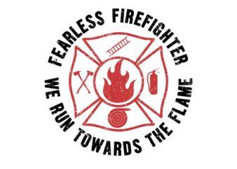 Fearless Firefighter