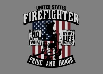 Firefighter Pride and Honor