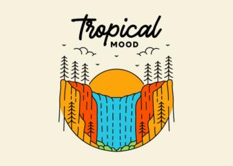 Tropical Mood 1