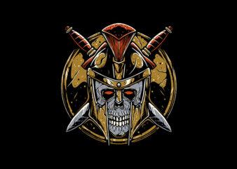 Skull Sparta