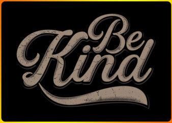 Be Kind Typho