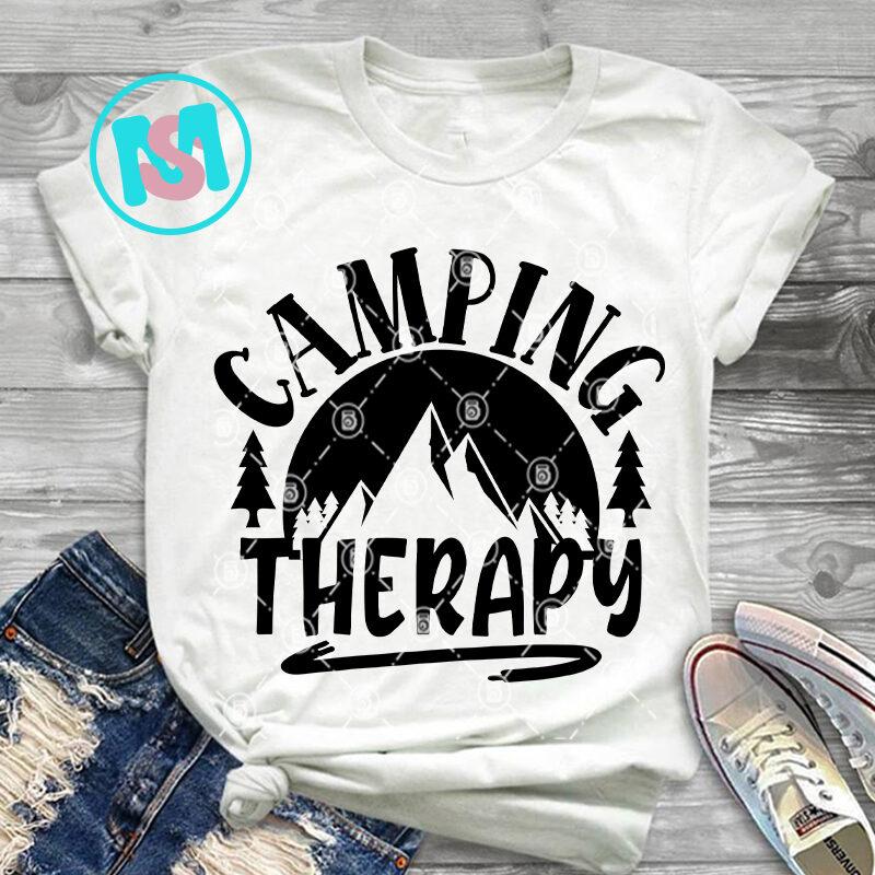 Camping Bundle SVG, Camping SVG, Camper SVG, Mountain SVG, Wild SVG, Holiday SVG EPS DXF PNG Instant Download