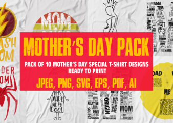 Mother's day special pack.