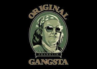 ORIGINAL GANGSTA FRANKLIN