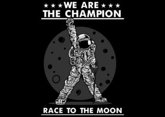 ASTRONAUT CHAMPION