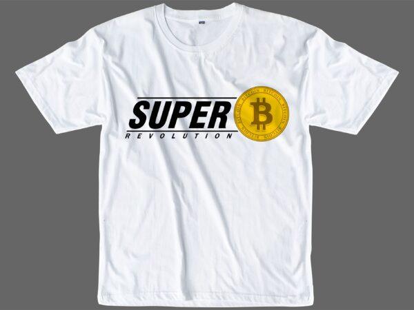 bitcoin tee shirt)