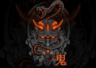 onniii (beast ronin mask design)