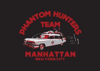 phantom hunters