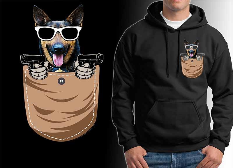 28 pocket bundle dog, cat among us, beach