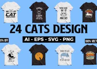 24 cats t shirt design bundle -24 cats t shirt design bundle – SVG – 24 cats t shirt design bundle – PNG 24 cats t shirt design bundle – AI – 24 cats t shirt design bundle – EPS, 24 cats t shirt design bundle -24 cats t shirt design bundle – SVG – 24 cats t shirt design bundle – PNG 24 cats t shirt design bundle – AI – 24 cats t shirt design bundle – EPS