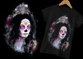 Catrina La Dama – 5 color options