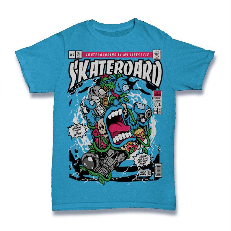 15 Kid Cartoon Tshirt Designs Bundle #19