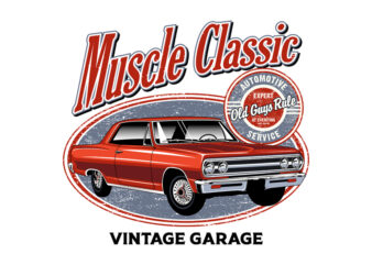 MUSCLE CLASSIC