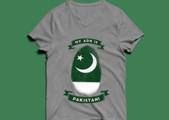 my adn is Pakistani t shirt design -my adn Pakistani t shirt design – png -my adn Pakistani t shirt design – psd