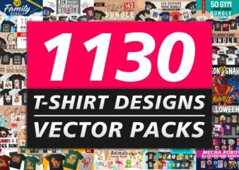 T-shirt design vector packs, t-shirt design mega bundle, cartoon t shirt design, cute cartoon t shirt designs, funny t shirt designs, animal, illustration, slogans, urban streetwear, svg, png, pod,