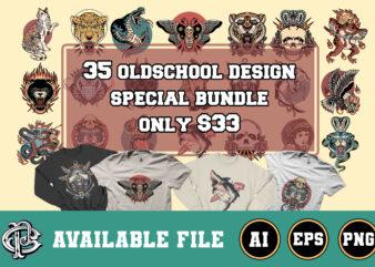 35 oldschool special bundle only $33