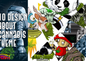 10 Design Cannabis theme