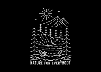Nature for Everybody 1