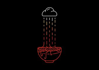 Ramen in The Rain