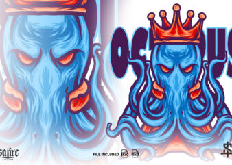 The King Of Octopus