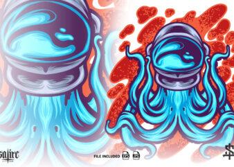 The Astronaut Octopus