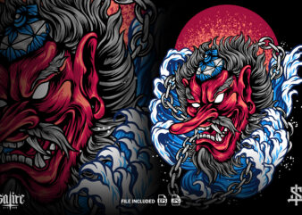 Tengu Mask Japan Culture