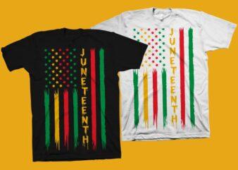 Juneteenth svg – independence day t shirt design – Black power t shirt design – Black History month t shirt design – African american t shirt design – Juneteenth t shirt design for commercial use