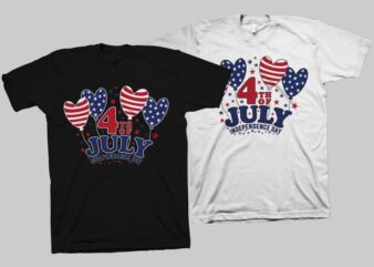 4th Of July Independence Day vector illustration, 4th of july svg png eps ai, independence day t shirt design, fourth of july t shirt design, 4th july svg, freedom day svg, 4th Of July t shirt design for commercial use