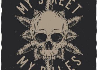 My street my rules