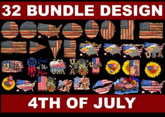 4th of July Bundle, Independence Day, US Flag , Patriotic, America, Fourth of July Bundle, USA Flag, USA