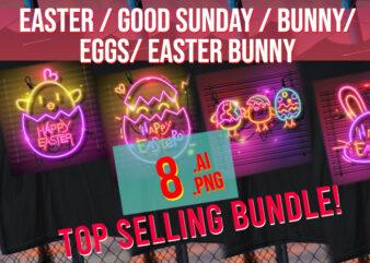 Easter / Good Sunday / Bunny / Eggs / Easter Bunny / Funny Bunny / Funny Rabbit / Chicks