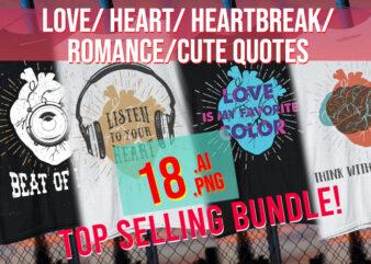 Love / Heart / Heartbreak / Romance / Cute Quotes / Romantic / Positive Quotes / Motivational Love