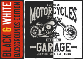 American motorcycles garage