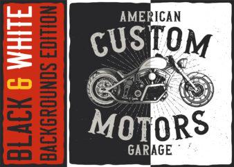 American custom motors
