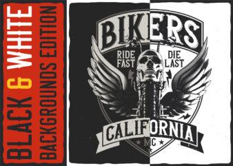 Bikers California