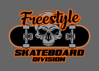 skateboard badge