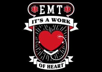 EMT i'ts A Work