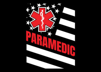 Paramedic Flag