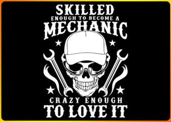 Crazy Mechanic