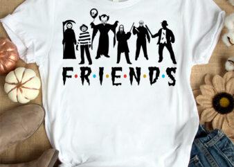 Friends Halloween t-shirt design, Friends Halloween SVG, Halloween Friends shirt, Best friends halloween costume ideas tshirt, Funny Halloween tshirt, Friends Halloween sweatshirts & hoodies