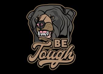 TOUGH BEAR