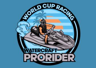 WATERCRAFT PRO RIDER