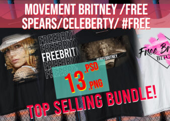 #free / Movement / MeeToo / Womens Rights / Equal Rights / Free Me / FreeBritney Top Trending
