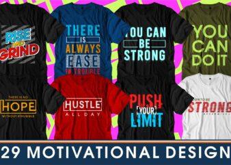 motivational quotes svg t shirt design bundle