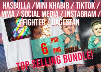 Hasbulla /Mini Khabib / TikTok / MMA / Social Media / Instagram / Fighter / Dagestan