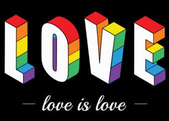 Love (Love Is Love)