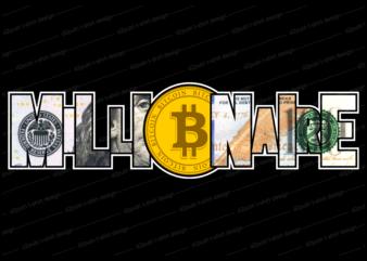 dollar money millionaire bitcoin t shirt design, money t shirt design, dollar t shirt design, bitcoin t shirt design,billionaire t shirt design,millionaire t shirt design,hustle t shirt design,