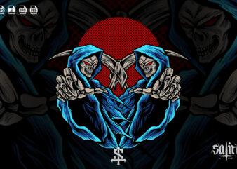Twin Devil Monster