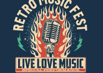 RETRO MUSIC FEST